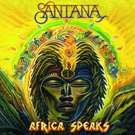 AFRICA SPEAKS Santana, CD