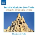 TURKISH MUSIC FOR SOLO VI...