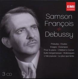 DEBUSSY -LTD- SAMSON FRANCOIS, CD