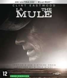 The mule, (Blu-Ray 4K Ultra HD) Blu-Ray