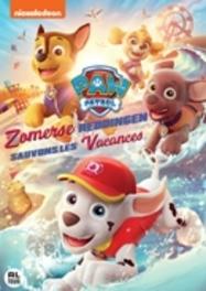 Paw patrol - Summer rescue, (DVD) DVDNL
