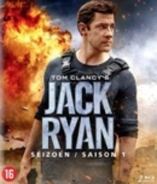 Jack Ryan - Seizoen 1, (Blu-Ray) Clancy, Tom, Blu-Ray