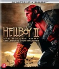 Hellboy 2 - The golden army, (Blu-Ray 4K Ultra HD) Blu-Ray
