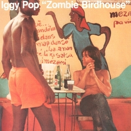 ZOMBIE.. -BONUS TR- .. BIRDHOUSE Iggy Pop, CD