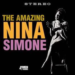 AMAZING NINA SIMONE -HQ V 1959 RECORDED NINA SIMONE, Vinyl LP