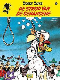 52. de strop van de gehangene Lucky Luke (new look), Morris, Paperback