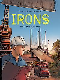 IRONS 02. HET ZAND VAN SINKIS IRONS, Roulot, Tristan, Paperback