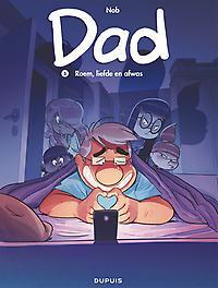 DAD 05. ROEM, LIEFDE EN AFWAS DAD, Nob, Paperback