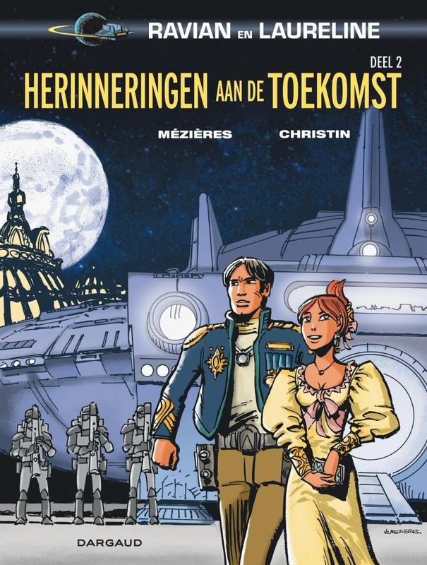 RAVIAN 23. HERINNERINGEN AAN DE TOEKOMST DEEL 2 RAVIAN, Christin, Pierre, Paperback