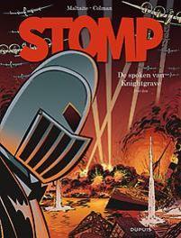 STOMP HC03. DE SPOKEN VAN KNIGHTSGRAVE 3/3 STOMP, Colman, Stéphan, Hardcover