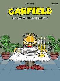 GARFIELD ALBUM 133. OP UW WENKEN BEDIEND GARFIELD ALBUM, DAVIS, JIM, Paperback