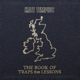 BOOKS OF TRAPS & LESSONS KATE TEMPEST, CD