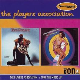 TURN THE MUSIC UP Audio CD, PLAYERS ASSOCIATION, CD