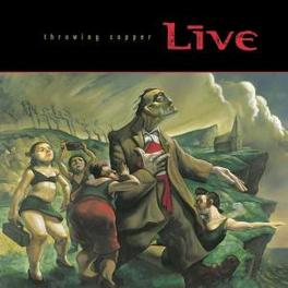 THROWING COPPER Audio CD, LIVE, CD