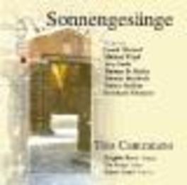 SONNENGESANGE Audio CD, CANTRAIANO -TRIO-, CD