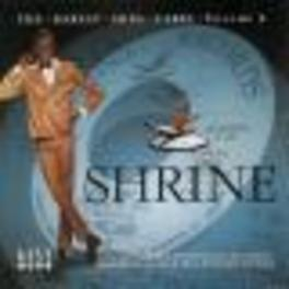 SHRINE: RAREST SOUL LABEL ..VOL.2 W/PROPHETS, BOBBY REED, SIDNET HALL, WISEMEN Audio CD, V/A, CD