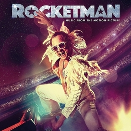 ROCKETMAN SONGS BY TARON EGERTON, INCL. DUET WITH ELTON JOHN Ost, CD