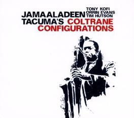 COLTRANE CONFIGURATIONS W:KOFI/EVANS/HUTSON/TACUMA Audio CD, JOHN COLTRANE, CD