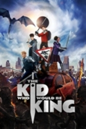 The kid who would be king, (DVD) DVDNL