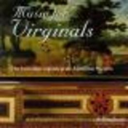 MUSIC FOR VIRGINALS Audio CD, W. BYRD, CD
