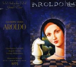 AROLDO MAURIZIO RINALDI/MILAN 1975/CECCHELE/GULIN Audio CD, G. VERDI, CD