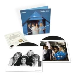 VOULEZ-VOUS -HALF SPD- ABBA, Vinyl LP
