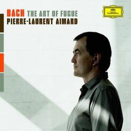 ART OF FUGUE W/PIERRE-LAURENT AIMARD Audio CD, J.S. BACH, CD