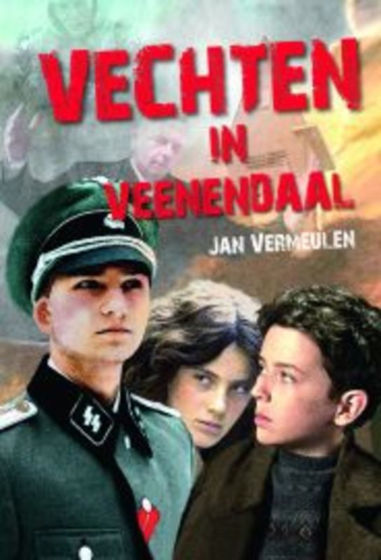 Vechten in Veenendaal Jan Vermeulen, Hardcover