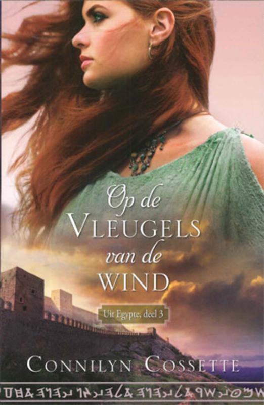 Op de vleugels van de wind Cossette, Connilyn, Paperback