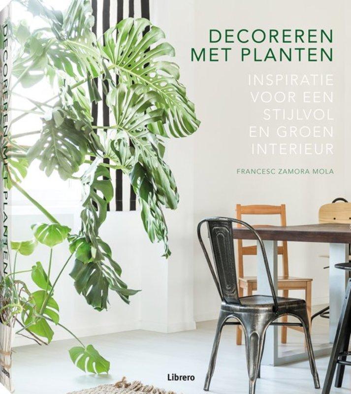 Decoreren met planten Hardcover