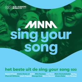 MNM SING YOUR SONG - 10.. V/A, CD
