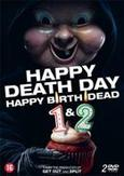 Happy death day 1+2 , (DVD)