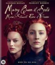 Mary Queen of Scots , (Blu-Ray) Blu-Ray