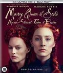 Mary Queen of Scots , (Blu-Ray 4K Ultra HD)