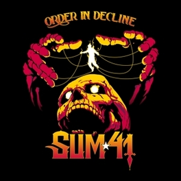 ORDER IN DECLINE SUM 41, CD