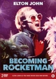 BECOMING ROCKETMAN ELTON JOHN, DVDNL