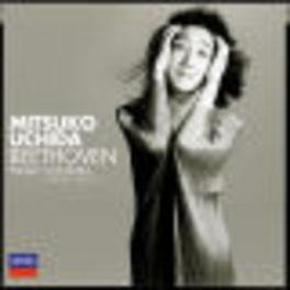 LATE PIANO SONATAS W/MITSUKO UCHIDA Audio CD, L. VAN BEETHOVEN, CD