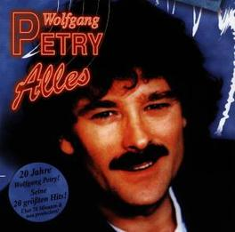 ALLES Audio CD, WOLFGANG PETRY, CD
