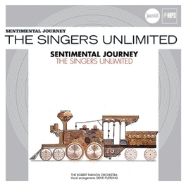 SENTIMENTAL JOURNEY JAZZ CLUB Audio CD, SINGERS UNLIMITED, CD