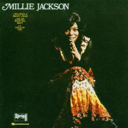 MILLIE JACKSON *EXPANDED* 1972 DEBUT ALBUM, REMASTERED & EXPANDED Audio CD, MILLIE JACKSON, CD