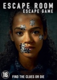 Escape room, (DVD) DVDNL
