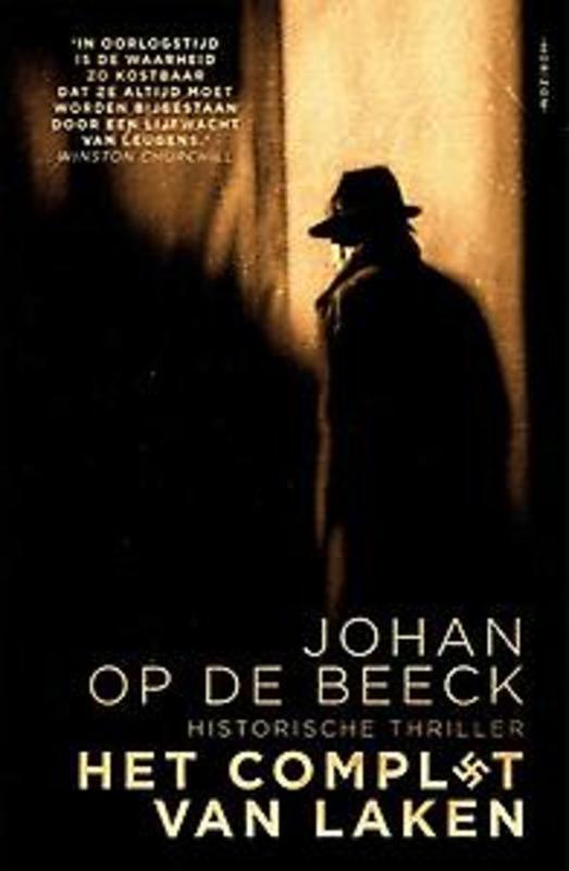 Het complot van Laken Op De Beeck, Johan, Paperback