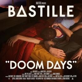 DOOM DAYS BASTILLE, CD