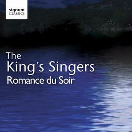 ROMANCE DU SOIR Audio CD, KING'S SINGERS, CD