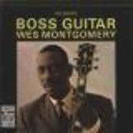 BOSS GUITAR Audio CD, WES MONTGOMERY, CD