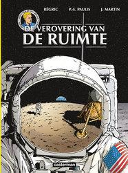 LEFRANC, REPORTAGES VAN 05. RACE RUIMTE: DE VEROVERING VAN DE RUIMTE
