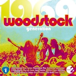 RADIO 1 - 1969.. .. WOODSTOCK GENERATION V/A, CD