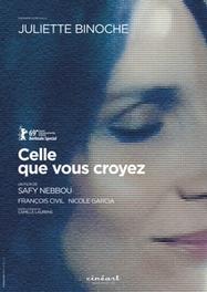 CELLE QUE VOUS CROYEZ MOVIE, DVD