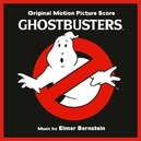 GHOSTBUSTERS MUSIC BY ELMER...
