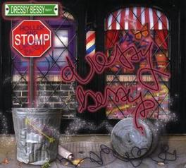 HOLLER AND STOMP -DIGI- INCL.16PG. BOOKLET Audio CD, DRESSY BESSY, CD
